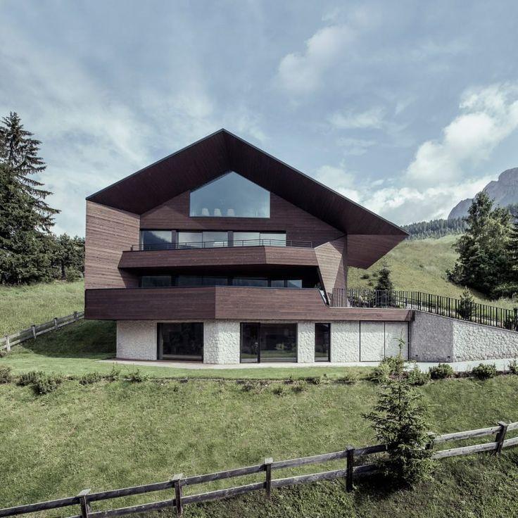 Award Winning Green Home Designs: 31 Best Alpine Architecture