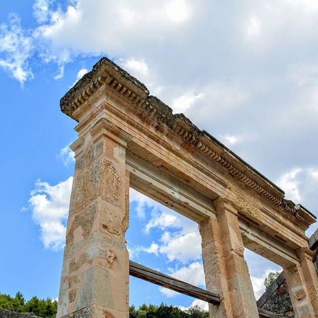 Ancient Theatre of #Epidaurus #KeyTours  Photo credits: @vaggelisl