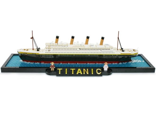 This project is expressing the movie Titanic Several years ago, the 100th anniversary of the Titanic sank. And soon been be released for the 20th anniversary of this movie. ...