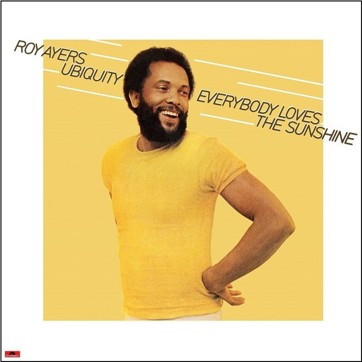 Roy Ayers - Ubiquity - Everybody Loves The Sunshine: 40th Anniversary on Limited Edition Colored LP