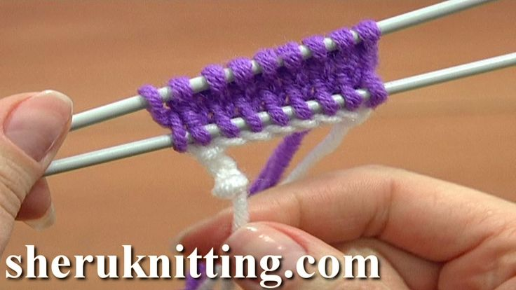 Knit The Crochet Provisional Cast On Tutorial 1 Part 17 of 18 Cast On Methods in Knitting – video.  Make a chain with waste yarn and crochet. With knitting needle, pick up each stitch across the chain through the bottom loop and continue to knit. When necessary to continue work in other direction, transfer all the stitches from the foundation chain into the second knitting needle, remove the waste yarn and continue knitting.