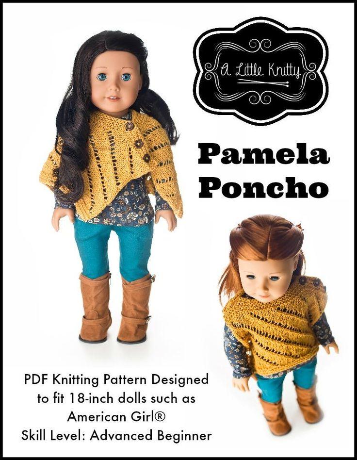 Excepcional Patrones De Ganchillo Para Muñecas Americanas Niña ...