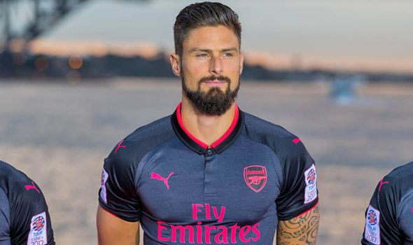 Olivier Giroud admits he could quit Arsenal: Everton West Ham and Marseille want him   via Arsenal FC - Latest news gossip and videos http://ift.tt/2uicGtx  Arsenal FC - Latest news gossip and videos IFTTT