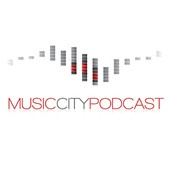 Brent Tyler Big Love Band Live in Studio on Episode One of The Music City Podcast