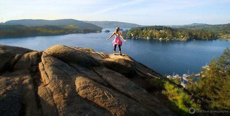 Here's five easy spring hikes for lazy people on Vancouver's North Shore.
