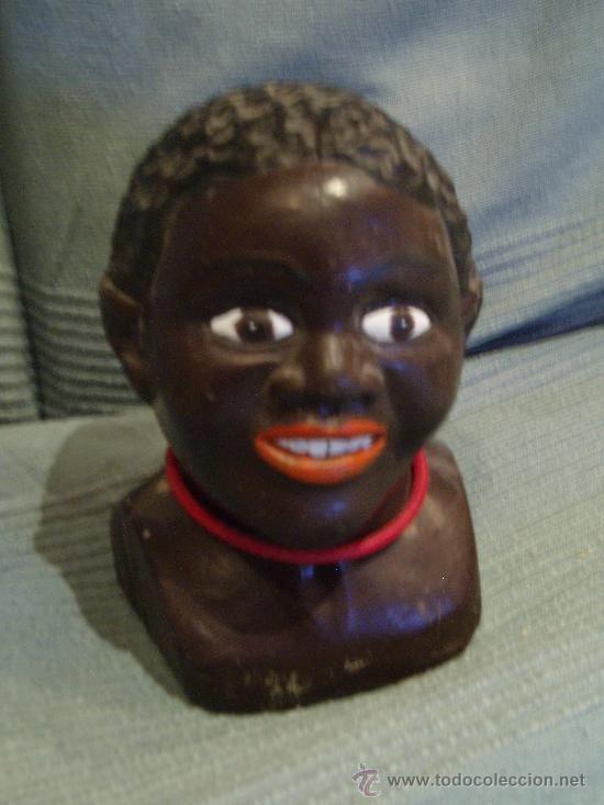 Resultado de imagen de hucha domund negrito