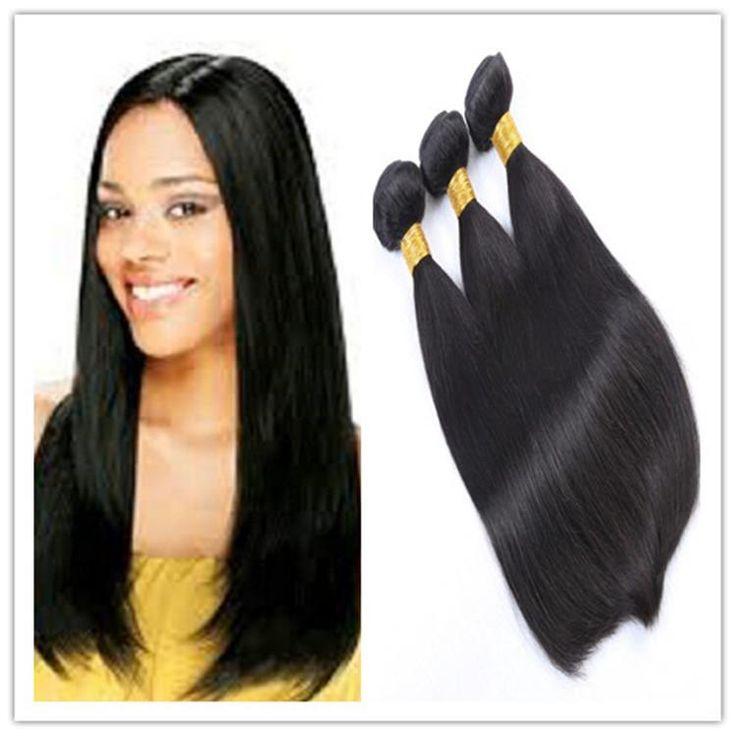 Best 25 cheap human hair ideas on pinterest cheap human hair brazilian virgin hair weft 8a grade straight human hair weaving unprocessed mixed 8 34 inch 3 pmusecretfo Image collections