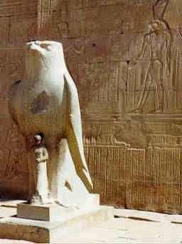 Gott Horus Jesus