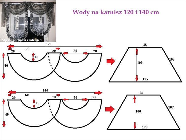 Cortinas y cenefas - Agua en la barra de la cortina 120 y 140 cm.png