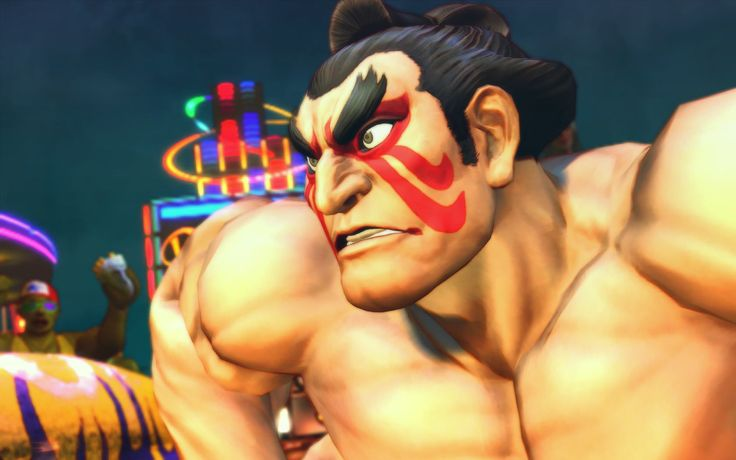 Street Fighter PC Game Collections Screenshots
