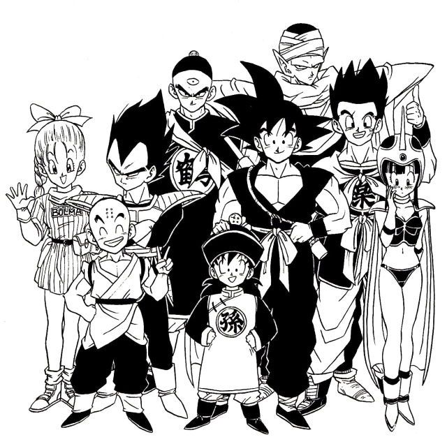 Dbz manga hentai next..Me