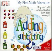 Ages 5-8: Working at their own pace, children will develop problem-solving skills, understand math symbols, and learn how to use numbers up to 100. They?ll get plenty of number practice with these absorbing games and challenging activities, and a system of rewards and positive reinforcement helps your child gain confidence in early math skills!