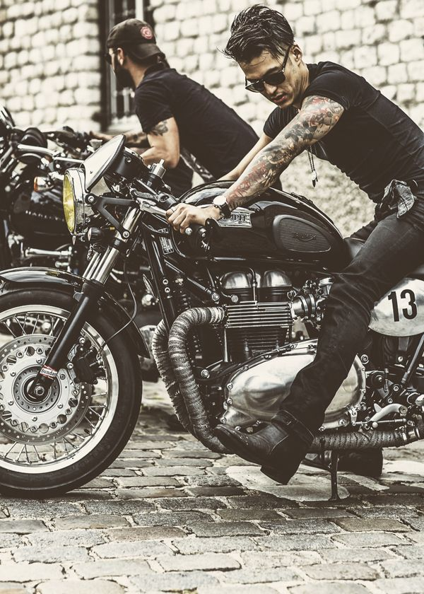 triumph #motorcycle