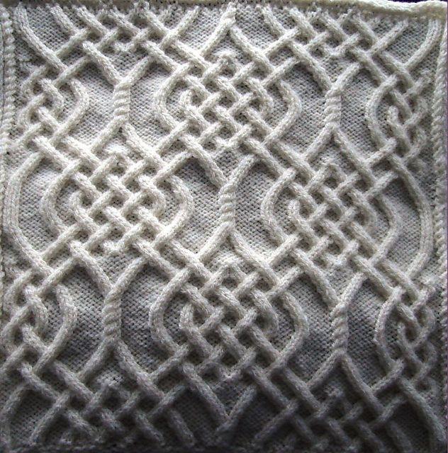 cable knitting patterns celtic motif (knot #79) pattern by devorgillau0027s knitting (sometimes…) CYEFCZH