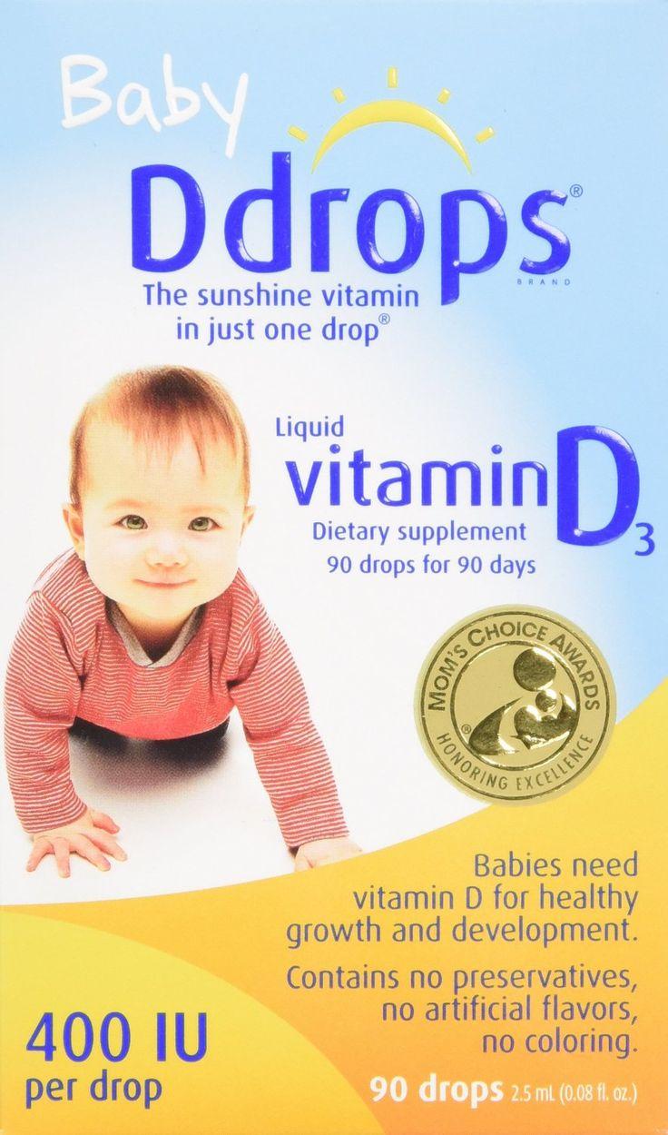 Baby Ddrops