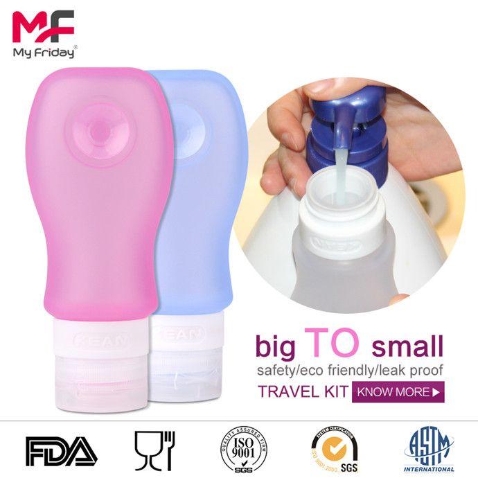 High Quality Travel Shampoo Bottle Chinese Supplier Whole Toiletry Kit Size Bottles Tsa Roved
