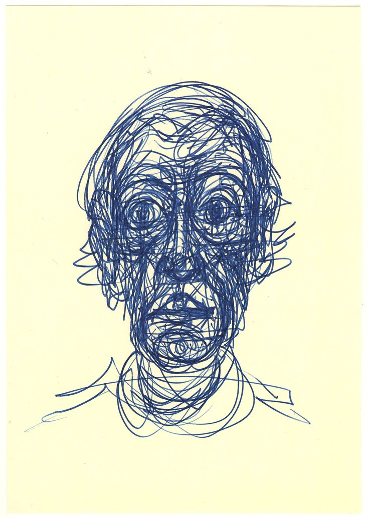 Line Drawings From D Models : Alberto giacometti portrait of diego drawings