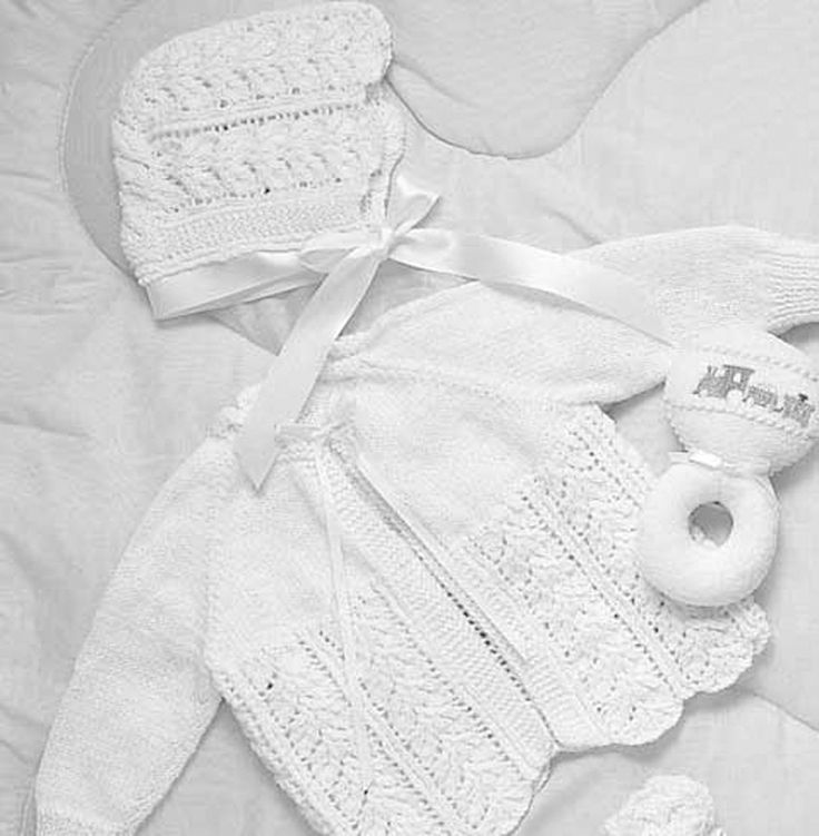 Baby Layette in Bernat Baby - Digital Version | Baby Knitting Patterns | Knitting Patterns | Deramores
