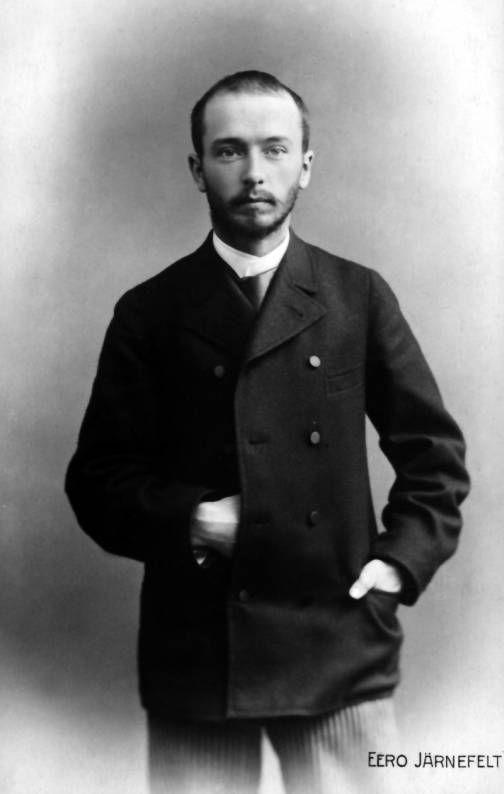 """Eero Järnefelt (1863–1937) kuuluu Suomen kultakauden taiteilijoiden joukkoon.Hänen taiteensa tunnuksena oli: """"vain tosi on pysyväistä"""""""