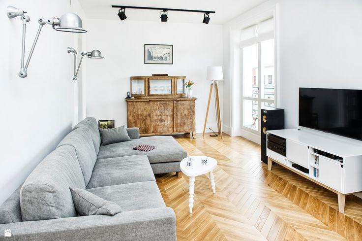 Salon styl Eklektyczny - zdjęcie od EG projekt - Salon - Styl Eklektyczny - EG projekt