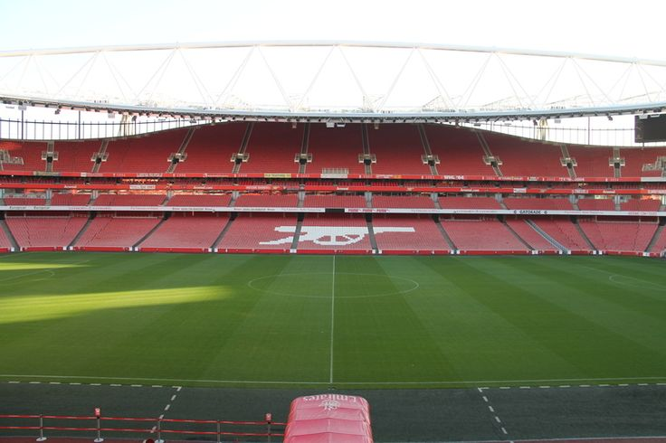 "Stadion Arsenalu Londyn - ""Emirates Stadium"""