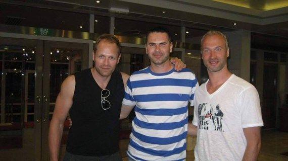 Bluesun Hotel Alga hosts world's best handballers