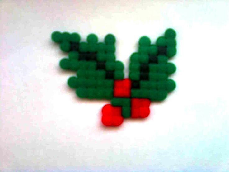 HAMA BEADS - HOLLY by ~RavenLSD on deviantART