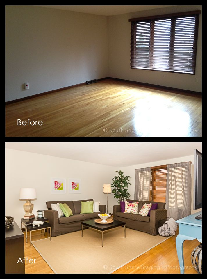 Before And After Living Room Before And Tadahhhh