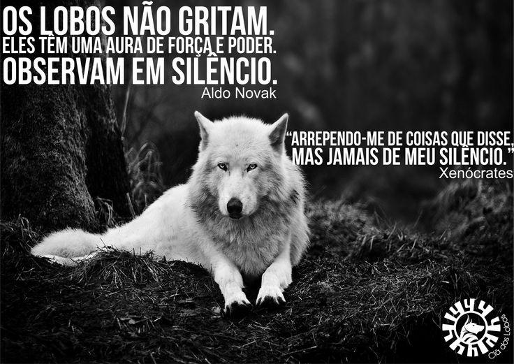 Pense em alguém poderoso. | Clã dos Lobos