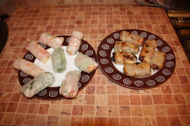 Как приготовить легкие весенние блинчики НЭМ. Справится любой! - Foodclub — кулинарные рецепты с пошаговыми фотографиями