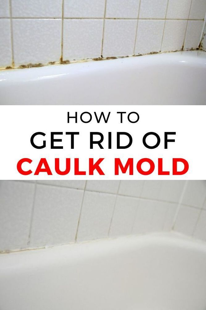 How To Get Mold Out Of Shower Caulk In 2020 Bathroom Cleaning