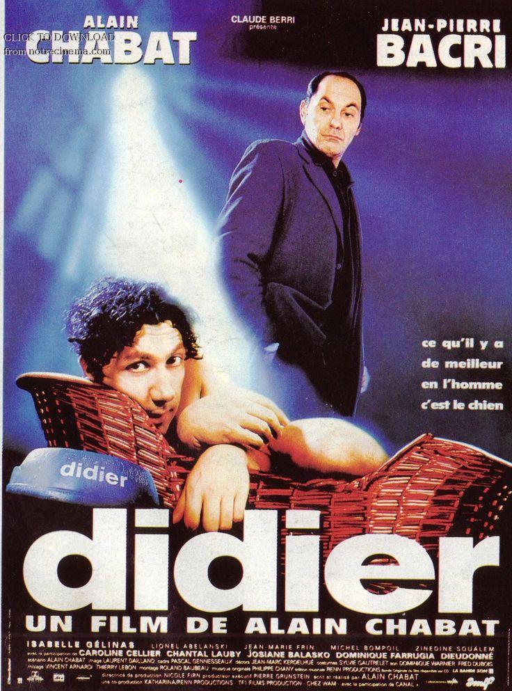Didier est un film français réalisé par Alain Chabat, sorti en 1997. Ce n'est vraiment pas le moment pour Jean-Pierre, agent sportif, de garder le labrador d'une amie pendant une semaine alors qu'il est empêtré dans de sombres affaires. Et pourtant, cette corvée va l'entraîner dans la plus hallucinante des aventures, où son pire cauchemar risque bien d'être la chance de sa vie.