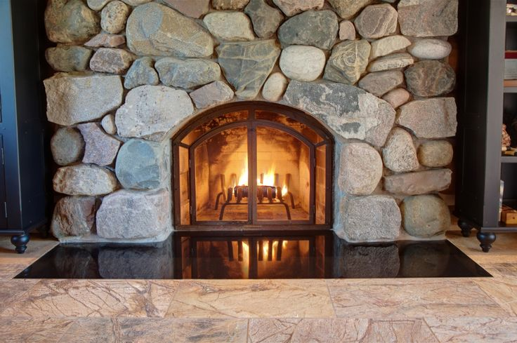 Custom Made Mcnabb Fireplace Doors