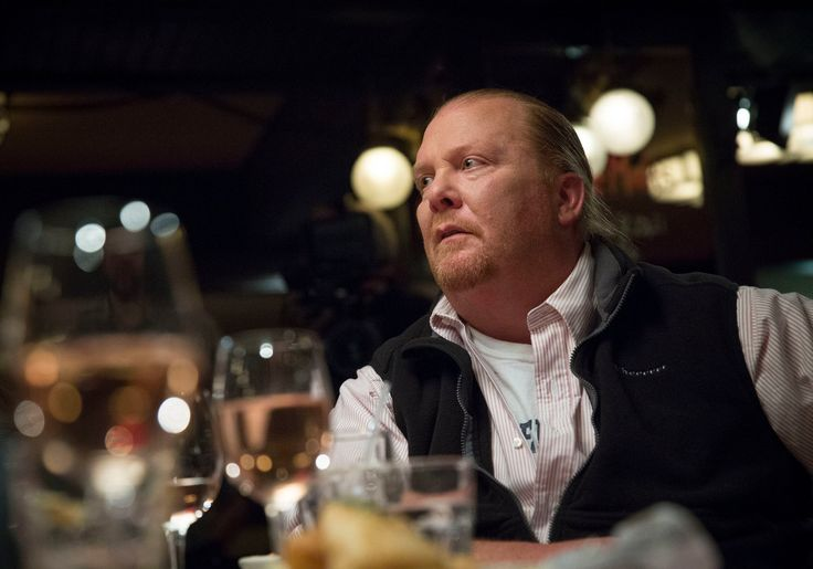 Mario Batali Steps Away From Restaurants Amid Sexual Misconduct Allegations