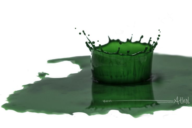Ink Splash