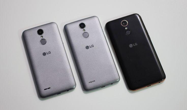 CES 2017, ecco i nuovi smartphone di LG serie K http://www.sapereweb.it/ces-2017-ecco-i-nuovi-smartphone-di-lg-serie-k/        Las Vegas – Come anticipato, i coreani di LG hanno portato al CES la loro gamma di smartphone di fascia media e medio bassa che arriverà sul mercato nel mese di febbraio. In attesa di farci sapere cosa combinerà con il successore del suo non fortunatissimo LG G5 — ma di questa storia dov...
