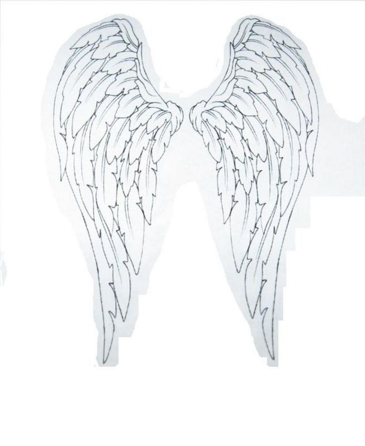 16 best Angel wings images on Pinterest