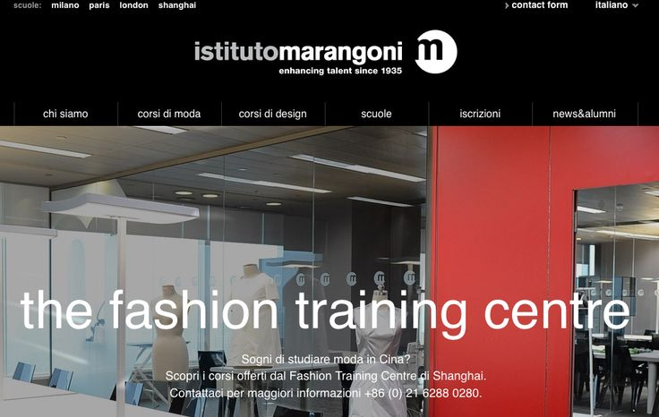 17 best images about partner e patrocinii liceo for Istituto design milano