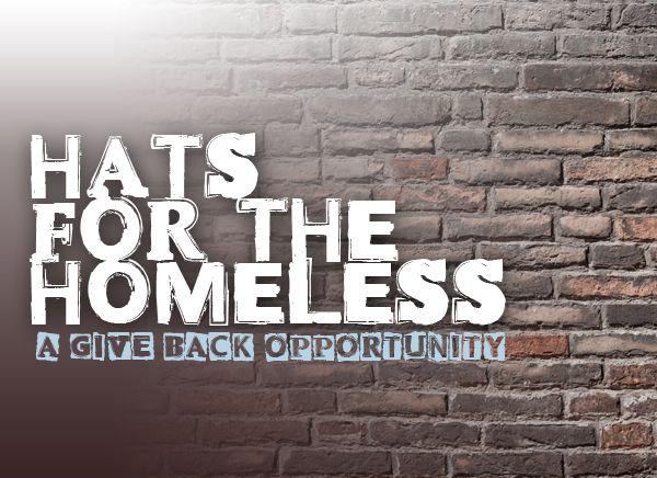 Hats for the Homeless Challenge + a FREE Men's Beanie Crochet Pattern! | Little Monkeys Crochet