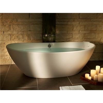 Elise  Contemporary Tub from MTI, Model: Solid-Surface   bathtub
