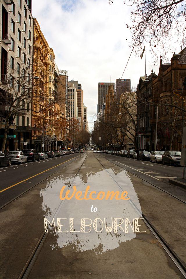 Melbourne Australie Victoria voyage travel Hosier lane street art red tongue Fitzroy Brunswick street Justagirl Just A Girl Aurélie Aurelie ...