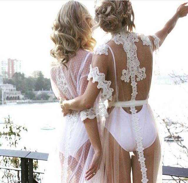 Свадьба на пляже, медовый месяц