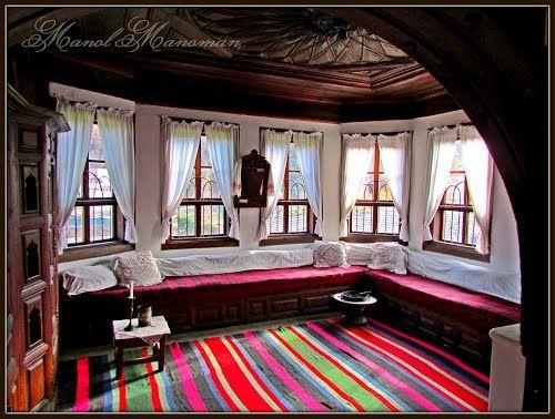 BULGARIA-Tryavna old house
