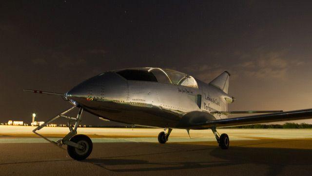 BD-5J. Photo by Mike Fizer