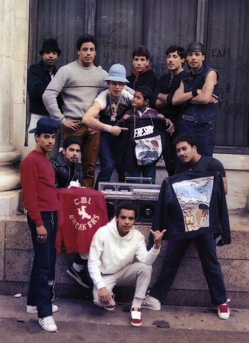 What Ever Happened To All Of Those NYC Street Gnags From