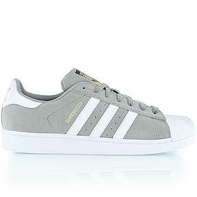 Adidas Grise Et Blanche Femme