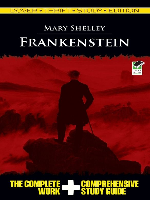 """an analysis of the creation of frankenstein My second piece of retrospective analysis the timeless makeup and creation of frankenstein on """" a study of film in 1931: frankenstein."""