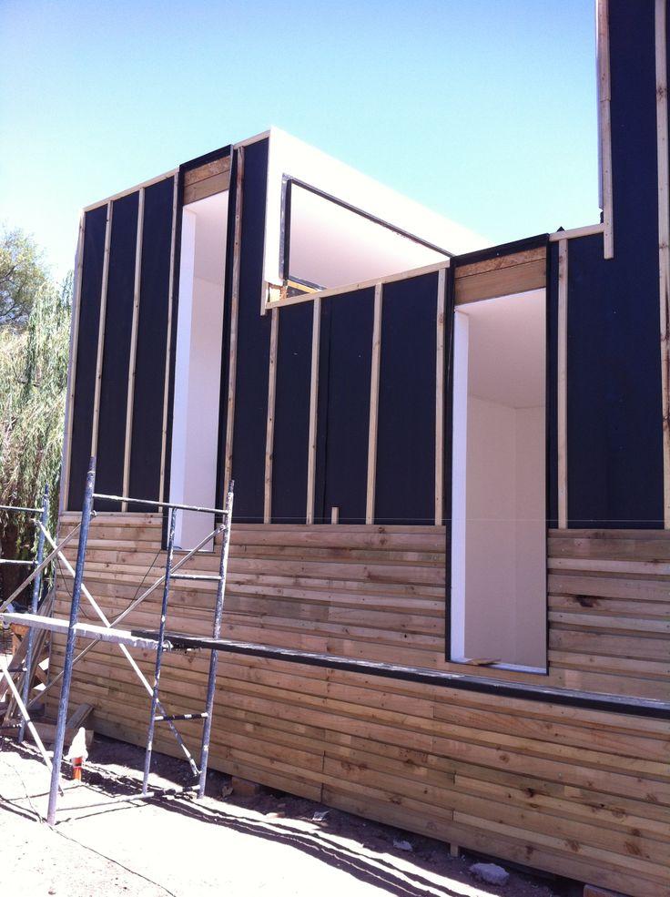 Casa prefabricada sistema SIP Colina Chile