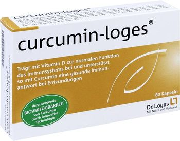 Dr. Loges Curcumin Loges Kapseln (60 Stk.)