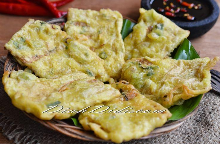 Diah Didi's Kitchen: Mendoan Rempah Bubuk